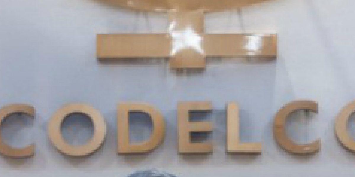 Beneficios de Codelco bajan un 42% en el primer trimestre de 2015