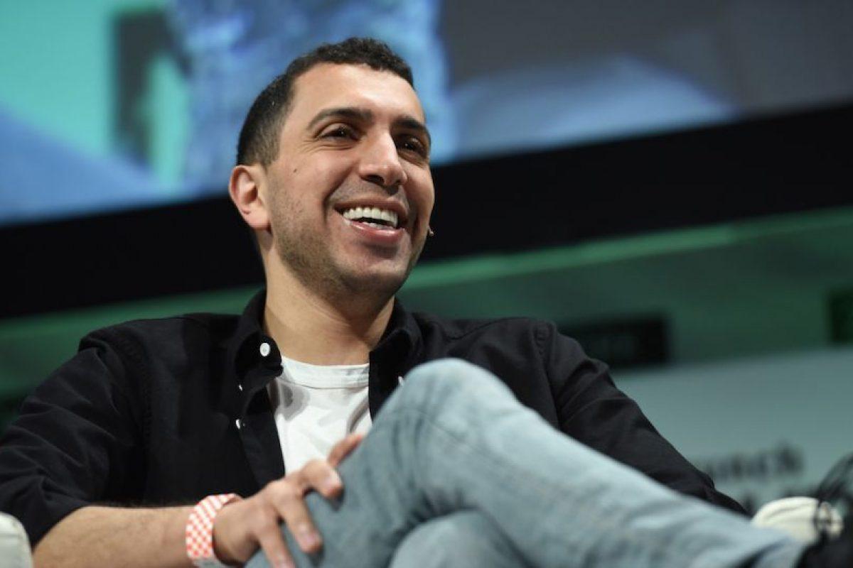 El estadounidense Sean Rad, de 28 años, es uno de los cofundadores de Tinder, una app lanzada en 2011 que permite conocer gente con base en sus preferencias. Foto:Getty Images. Imagen Por: