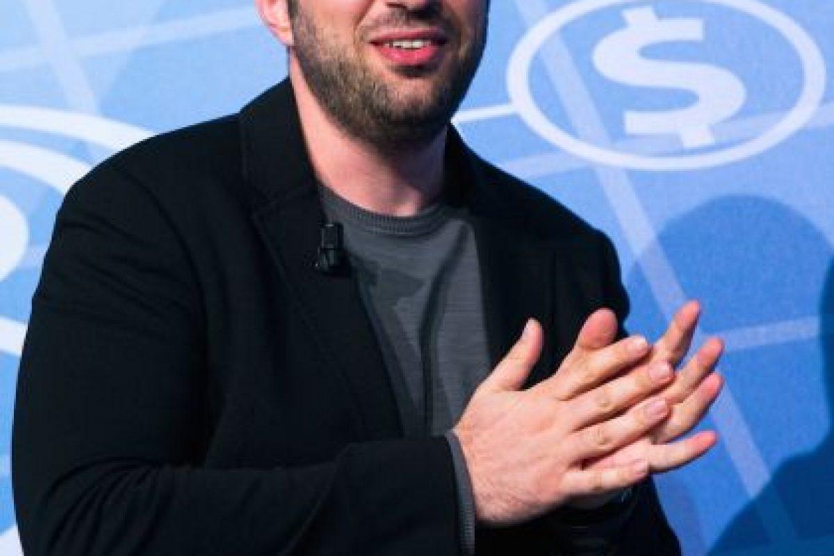 Nacido en Ucrania, Jan Koum fundó WhatsApp junto a Brian Acton en 2009. En 2014 la app fue vendida a Facebook, pero sigue siendo su director ejecutivo. Foto:Getty Images. Imagen Por: