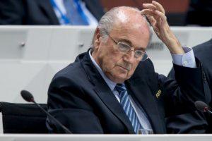 El favorito para ganar la elección es el actual timonel de la FIFA, el suizo Joseph Blatter (79 años) Foto:Getty Images. Imagen Por: