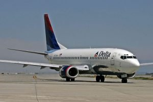 El piloto pidió pizza para los pasajeros luego de que el vuelo de Delta Airlines tuvo que desviarse. Foto:Getty Images. Imagen Por: