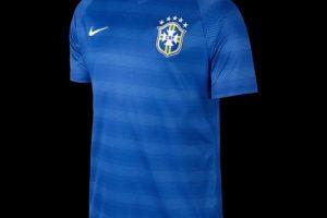 Esta es la camiseta de visitante. Foto:Nike Football. Imagen Por: