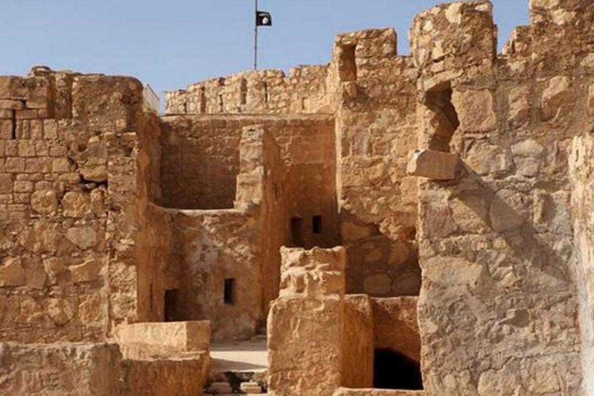 1. Destrucción del Patrimonio de la Humanidad Foto:AP. Imagen Por: