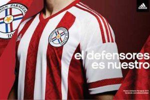 Paraguay Foto:Adidas. Imagen Por: