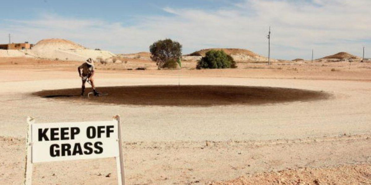 FOTOS: Este es el pueblo donde todos viven bajo tierra