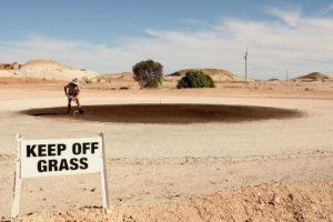 Colber Peedy es un pueblo australiano con 35 mil habitantes. Foto:vía AFP/Getty Images. Imagen Por: