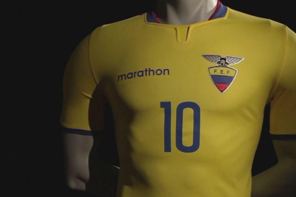 También estrenarán playera en la Copa América. Foto:Marathon. Imagen Por: