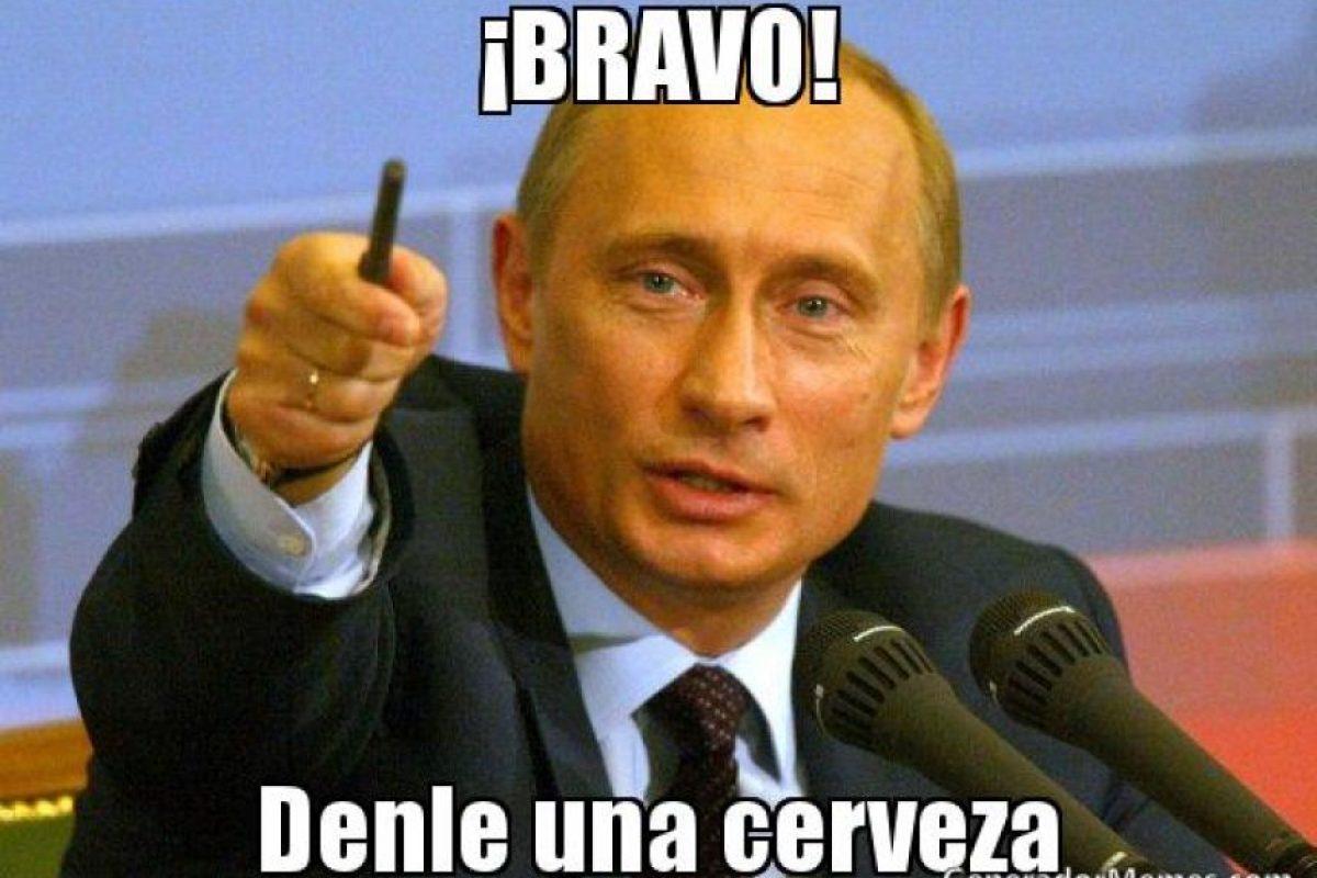 Los de Putin también son muy usados. Foto:vía Twitter. Imagen Por: