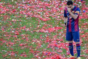 El centrocampista de Barcelona, Xavi Hernández. Foto:AFP. Imagen Por: