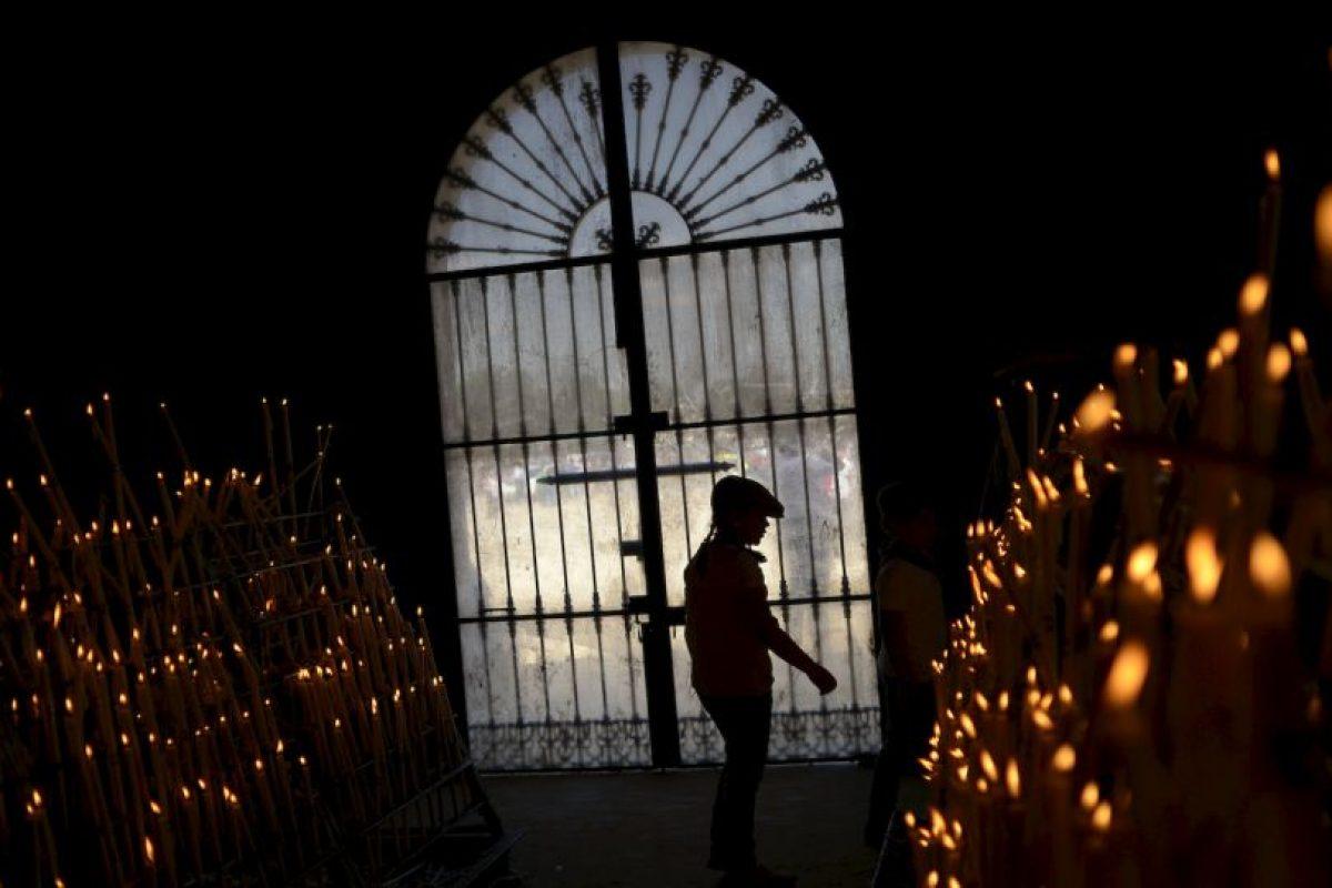 Peregrinación El Rocío en España. Foto:AFP. Imagen Por: