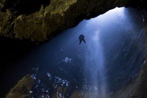 La caverna subterránea más grande en Gran Bretaña. Foto:AFP. Imagen Por: