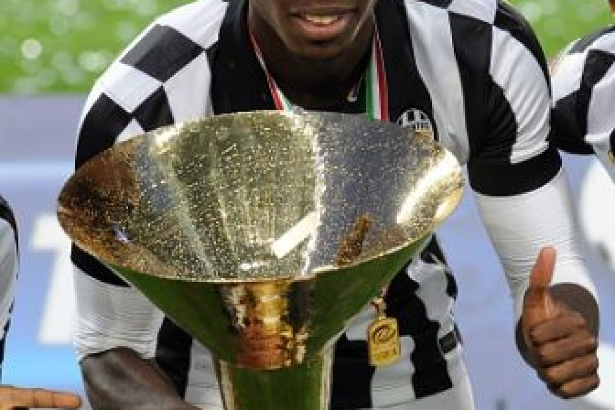 Paul Pogba Foto:Getty Images. Imagen Por: