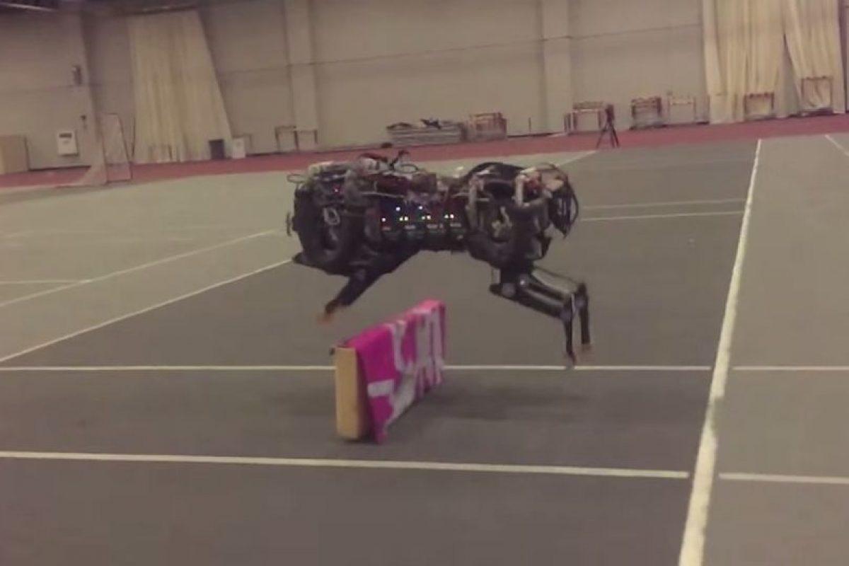 Este mide la distancia a la que se encuentra del objeto y la altura de este último. Foto:MIT. Imagen Por:
