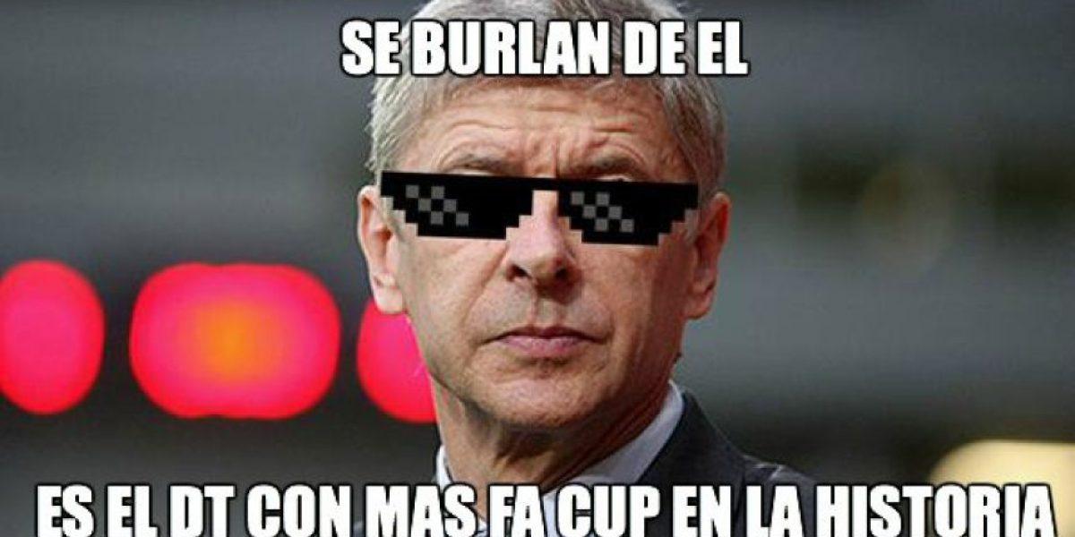 Las mejores burlas del campeonato de Arsenal en la FA Cup
