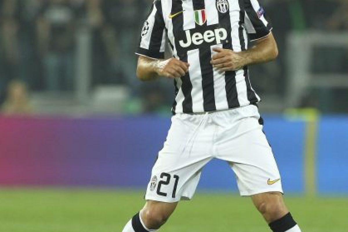"""Varios medios aseguran que el """"maestro"""" italiano estaría jugando sus últimos partidos con la camiseta de la Juventus. """"Sky Sports Italia"""" informó hace semanas un interés del Al-Saad catarí en él y a últimos días manifestó que también el New York City de la MLS buscará ficharlo. Foto:Getty Images. Imagen Por:"""