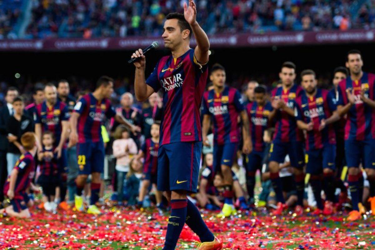 El volante del Barcelona saldrá del equipo después de la final de la Champions League y aunque todo indica que irá a Catar para jugar en el Al Sadd, equipos como el PSG han manifestado su deseo de que permanezca en Europa. Foto:Getty Images. Imagen Por: