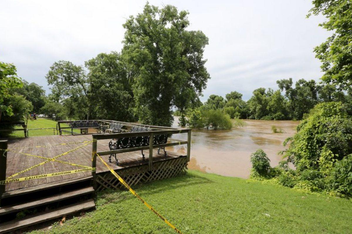 Se espera que más tormentas se desarrollen durante la noche del viernes en Texas. Foto:Getty Images. Imagen Por: