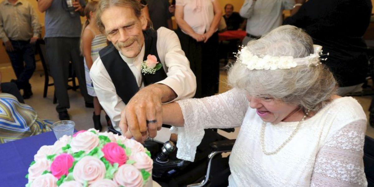 Conozcan la historia de dos enfermos terminales que decidieron casarse