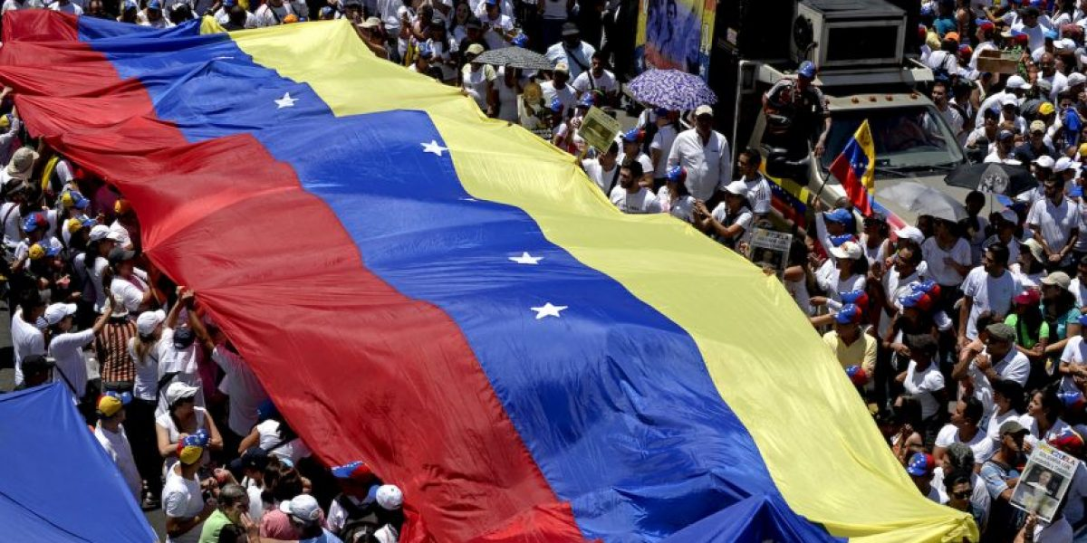 FOTOS: Así fue la protesta de la oposición del Gobierno de Nicolás Maduro
