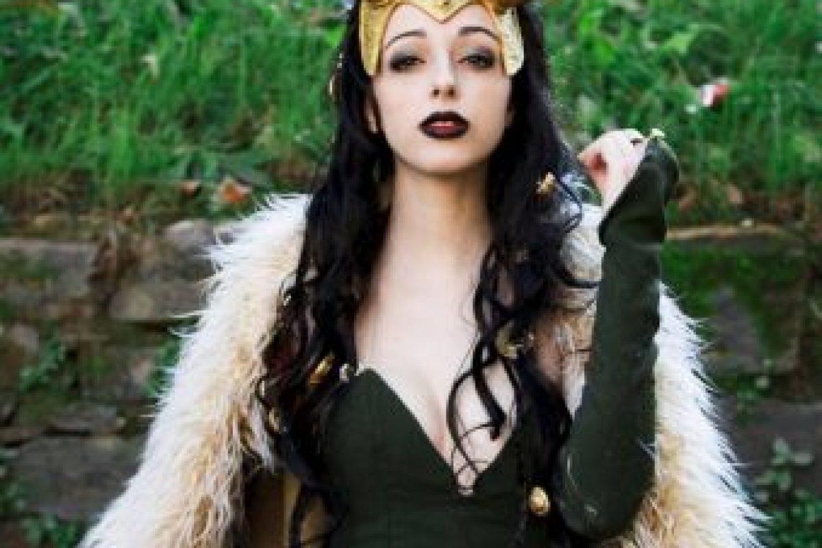 Lady Loki. Foto:vía The Curvy Geek. Imagen Por: