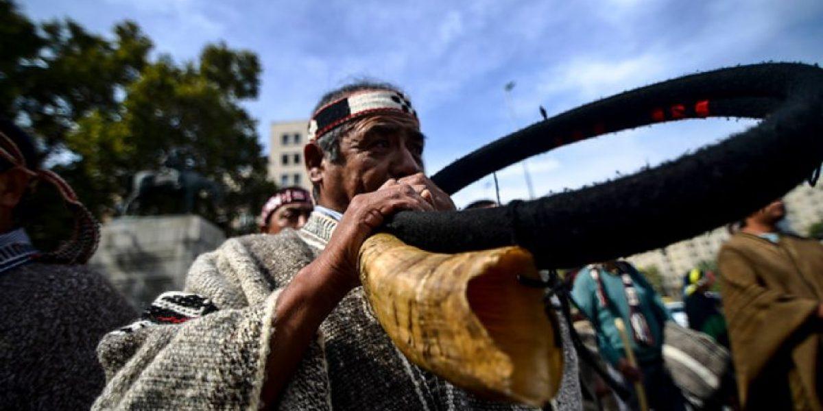 Organización mapuche anuncia protestas de cara a Copa América