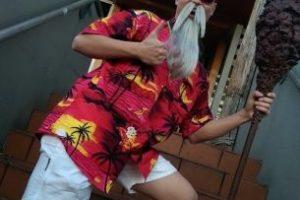 ¿Qué tal este Maestro Roshi? Foto:vía The Curvy Geek. Imagen Por: