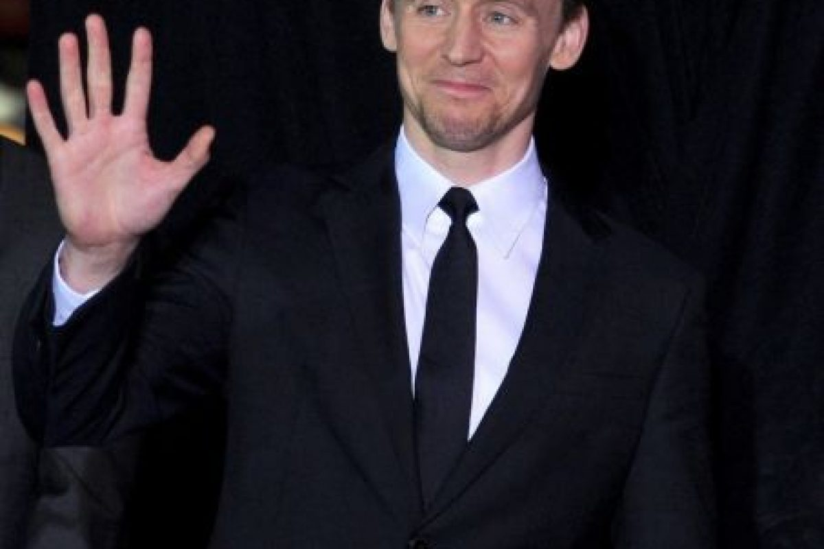 """Tom: las autoridades portuguesas censuraron el nombre. Se le puede poner """"Thomas"""" al niño, pero no Tom. En la foto, Tom Hiddleston. Foto:vía Getty Images. Imagen Por:"""