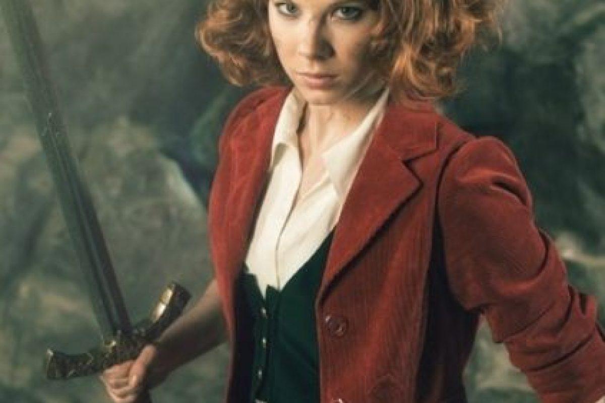 Bilbo Bolsón, pero en mujer. Foto:vía Alexander Turchann. Imagen Por: