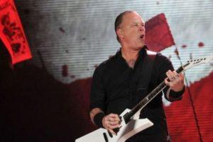 Metallica: En una aduana, las autoridades no dejaron entrar a una niña sueca por tener este nombre. Tuvieron que cambiar de opinión luego de que sus padres les explicaron que ese era su nombre real. Foto:vía Getty Images. Imagen Por: