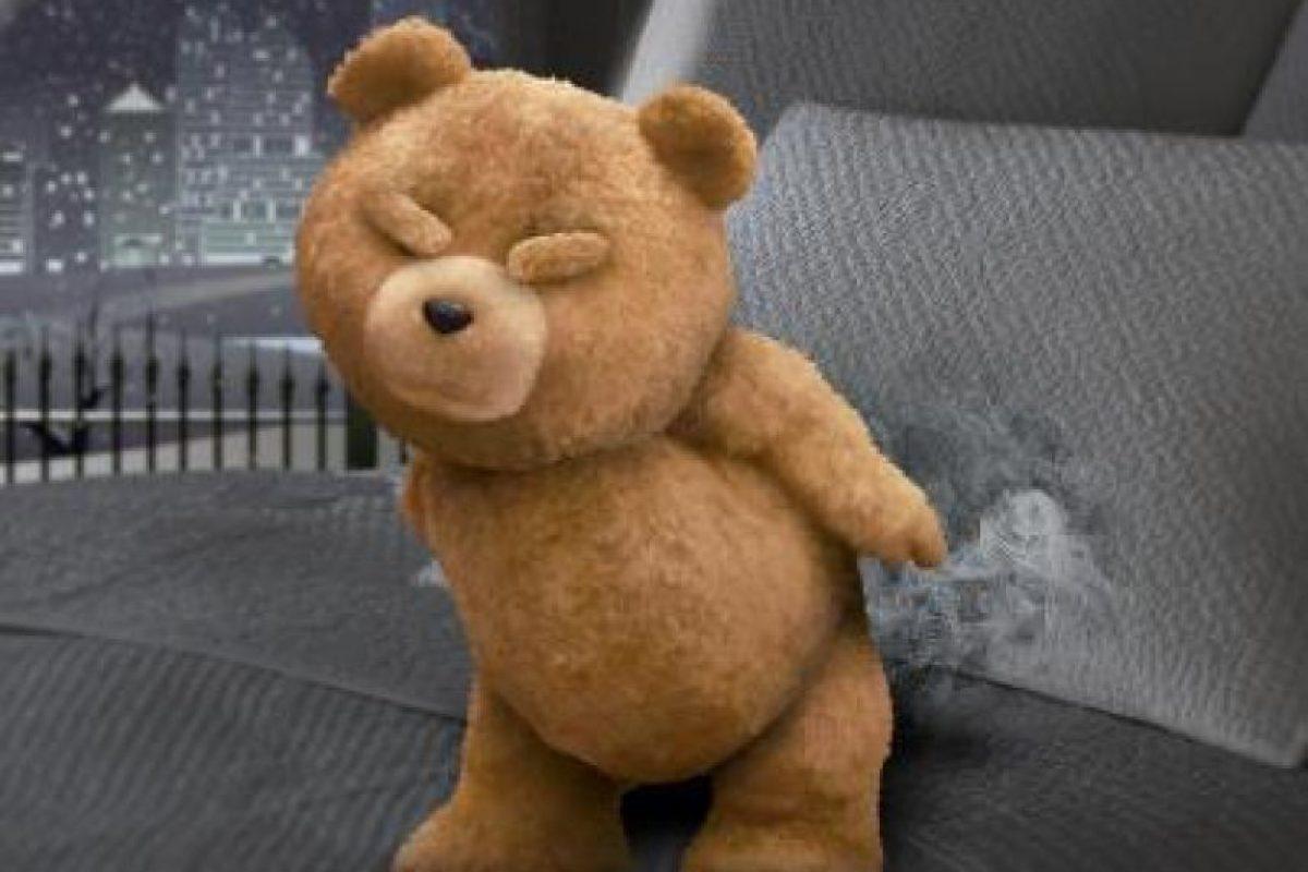 "El oso ""Ted"" protagonizó una divertida parodia a Kim Kardashian |  Publimetro Chile"