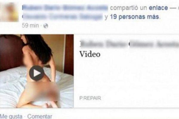Paginas porno que sean seguras de virus Asi Pueden Eliminar El Virus Del Video Para Adultos De Su Facebook Publimetro Chile