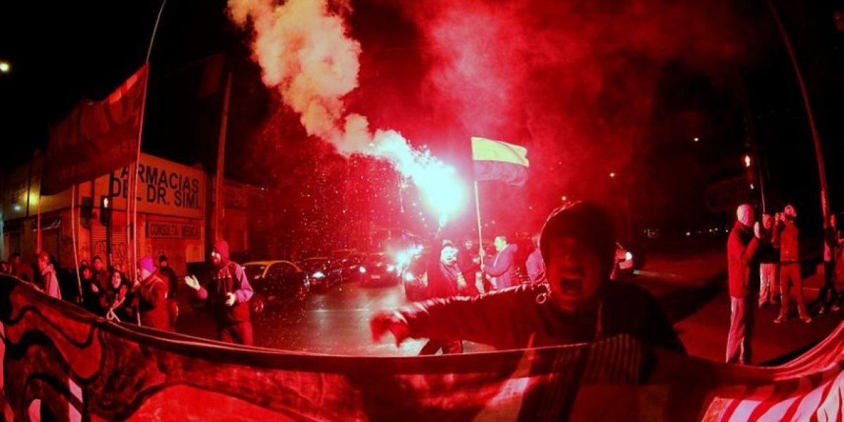 Jornadas de protestas colapsan Santiago