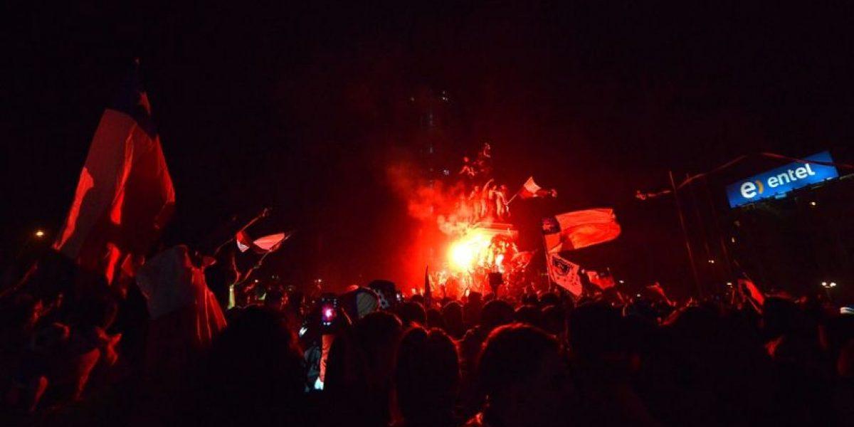 Festejos por título de Copa América deja tres muertos y 29 detenidos