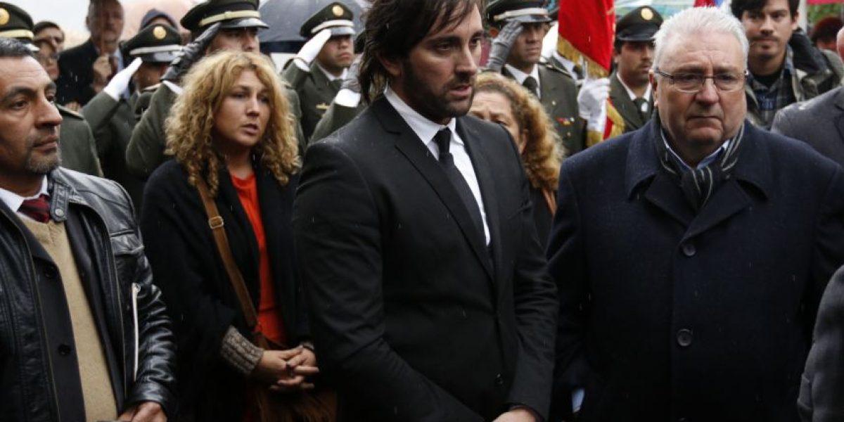 En Quilpué se realizó funeral del ex diputado Arturo Longton