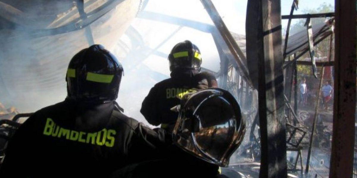 Tragedia en Chillán: madre y sus tres pequeños hijos mueren en incendio