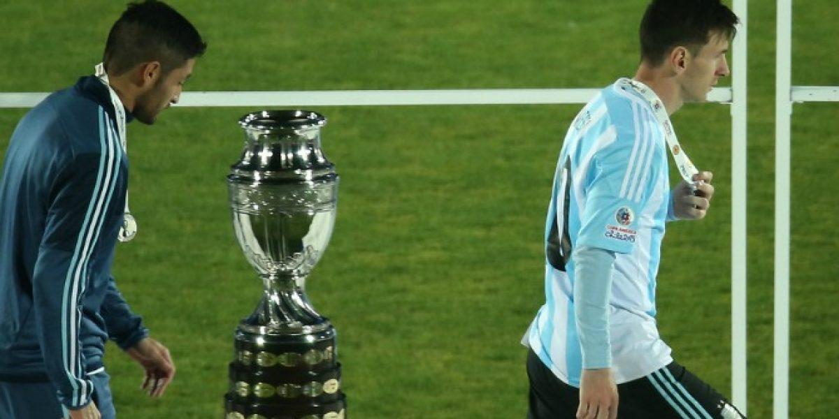 Messi habría rechazado el premio al
