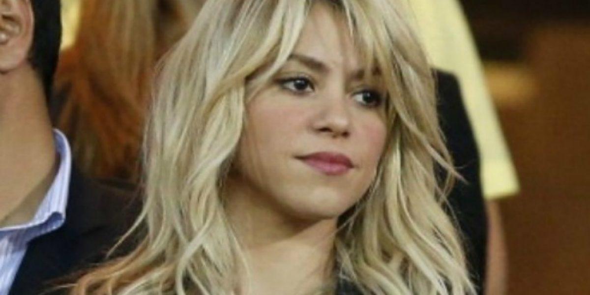 Shakira también también se aburrió de Donald Trump