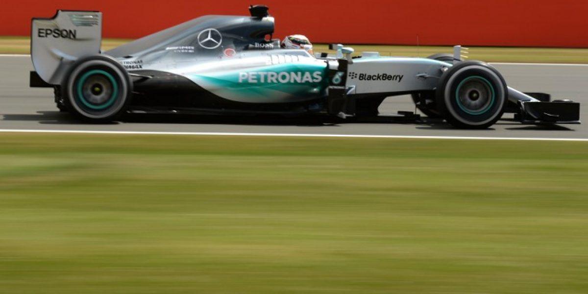 Fórmula 1: Hamilton se queda con el GP de Gran Bretaña en doblete de Mercedes