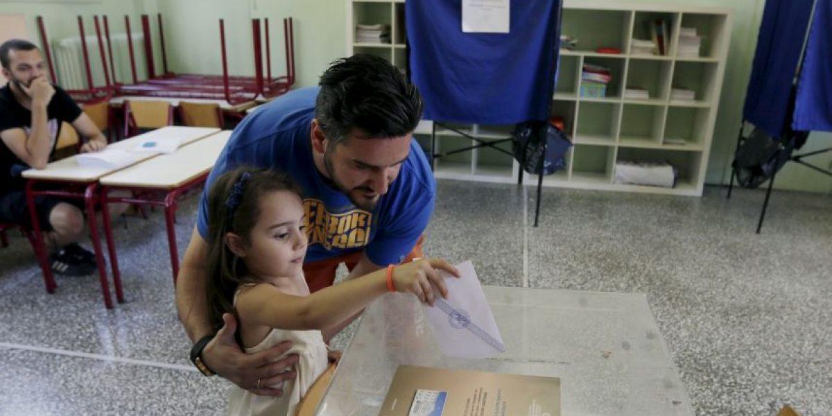 Grecia se enfrenta a una crucial votación