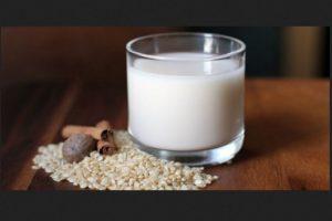 10. Leche de arroz. LO QUE SE DICE: Leche con menos calorías que aporta los mismos beneficios que la leche. Foto:Pixabay. Imagen Por: