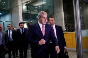 Fiscal Sabas Chahuán Foto:Agencia Uno. Imagen Por: