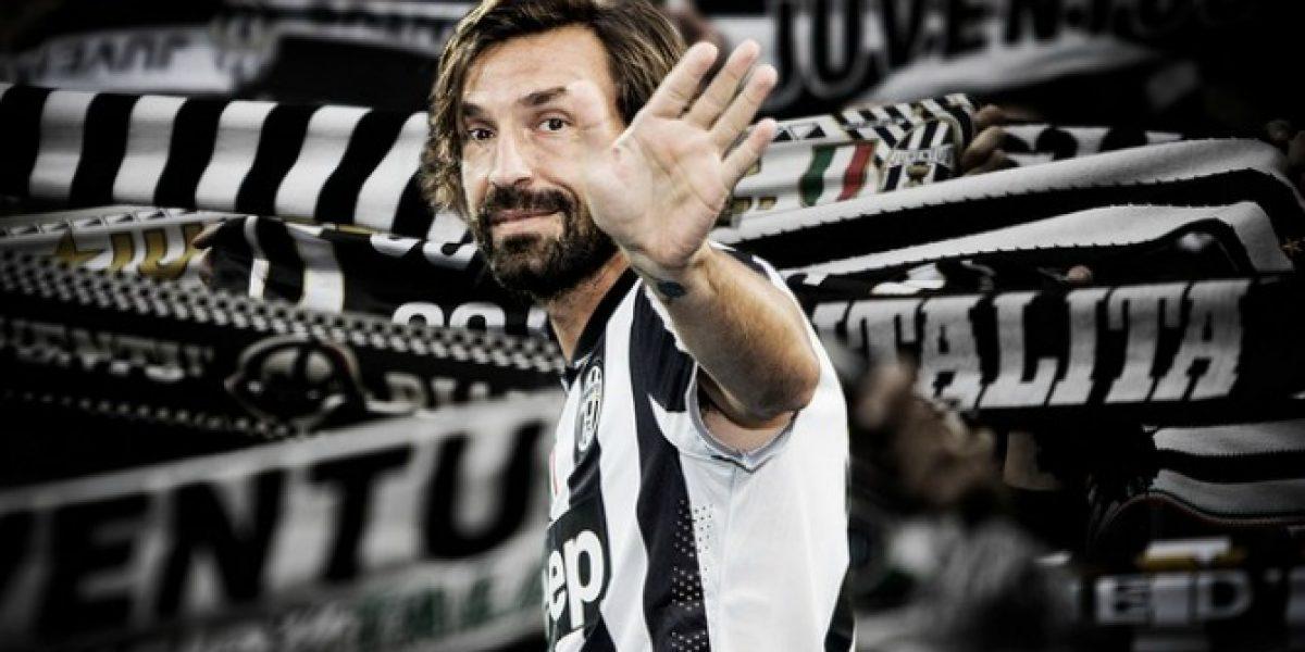 Video: Grazie Maestro, el emotivo adiós de Juventus a Andrea Pirlo