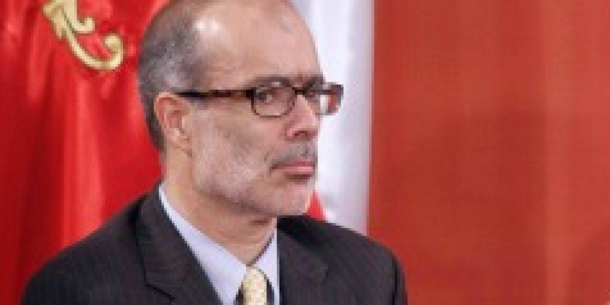 Ministro Valdés califica como