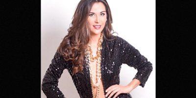 . Imagen Por: Facebook/Daniela Torres - Miss Nicaragua