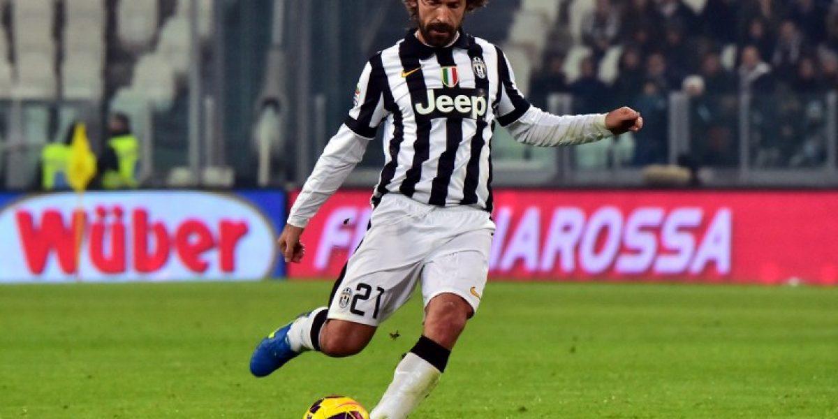 Se va el maestro: Juventus confirma partida de Andrea Pirlo a la MLS