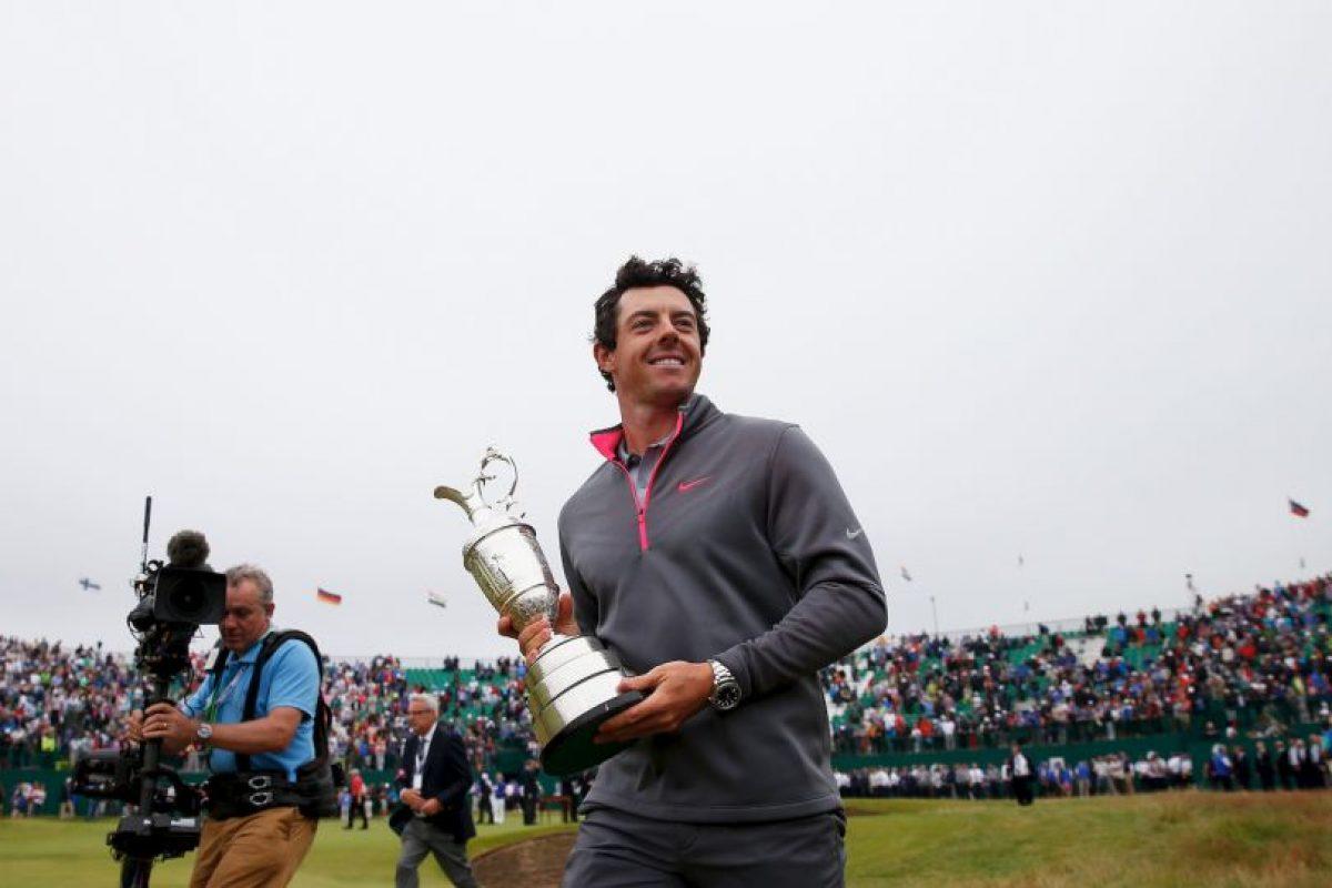 6. Abierto Británico de Golf Foto:Getty Images. Imagen Por: