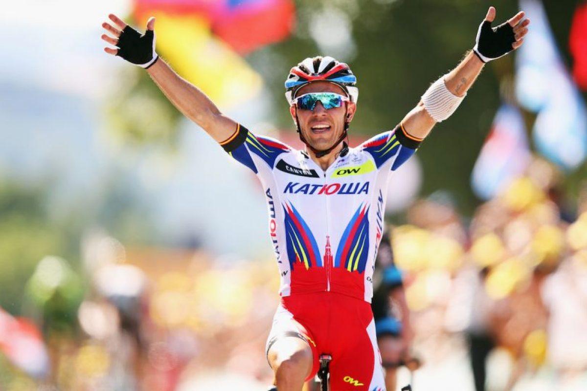4. Tour de Francia Foto:Getty Images. Imagen Por: