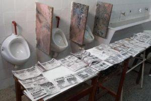 Así elegían sus boletas los votantes de Argentina. Foto:Vía Twitter @jguille_1. Imagen Por: