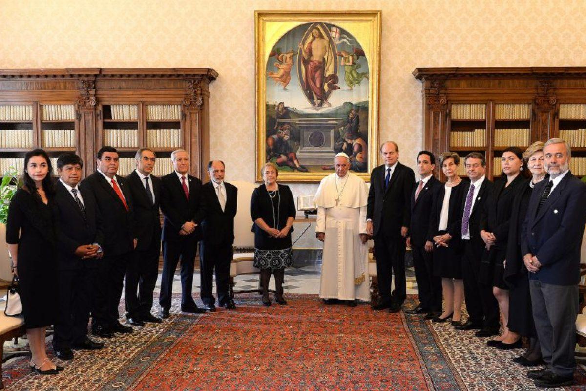 La visita de Francisco a Bolivia podría influir en las relaciones de ambos países Foto:Presidencia.cl. Imagen Por: