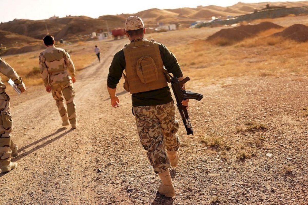 4. De igual forma, indicó que se tomará acción en cuanto al financiamiento ilegal de ISIS. Foto:Getty Images. Imagen Por: